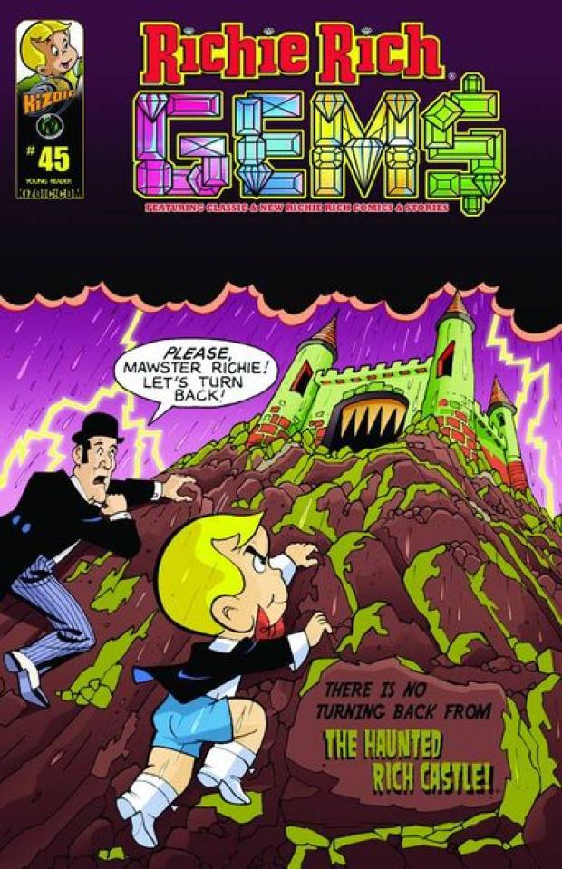 Richie Rich: Gems #45