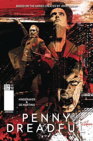 Penny Dreadful #2 (De Martinis Cover)