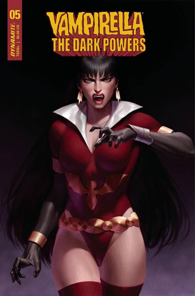 Vampirella: The Dark Powers #5 (Yoon Cover)