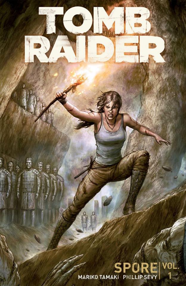 Tomb Raider Vol. 1: Spore