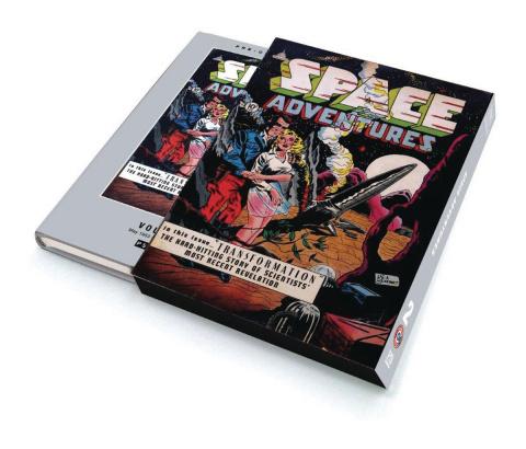 Space Adventures Vol. 2 (Slipcase Edition)