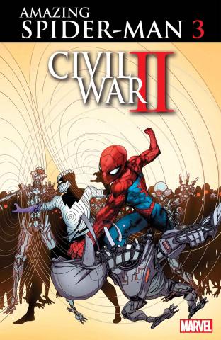 Civil War II: Amazing Spider-Man #3