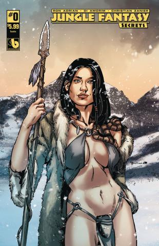 Jungle Fantasy: Secrets #0 (Tundra Cover)