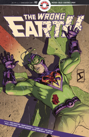 The Wrong Earth #2 (2nd Printing)