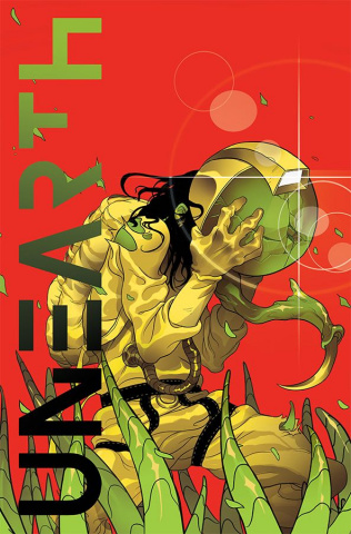 Unearth #2 (Rivas Cover)