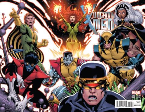 Uncanny X-Men #600 (McGuinness Cover)