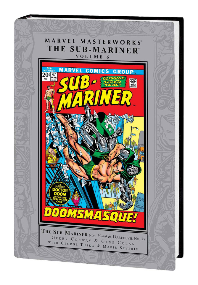 The Sub-Mariner Vol. 6 (Marvel Masterworks)