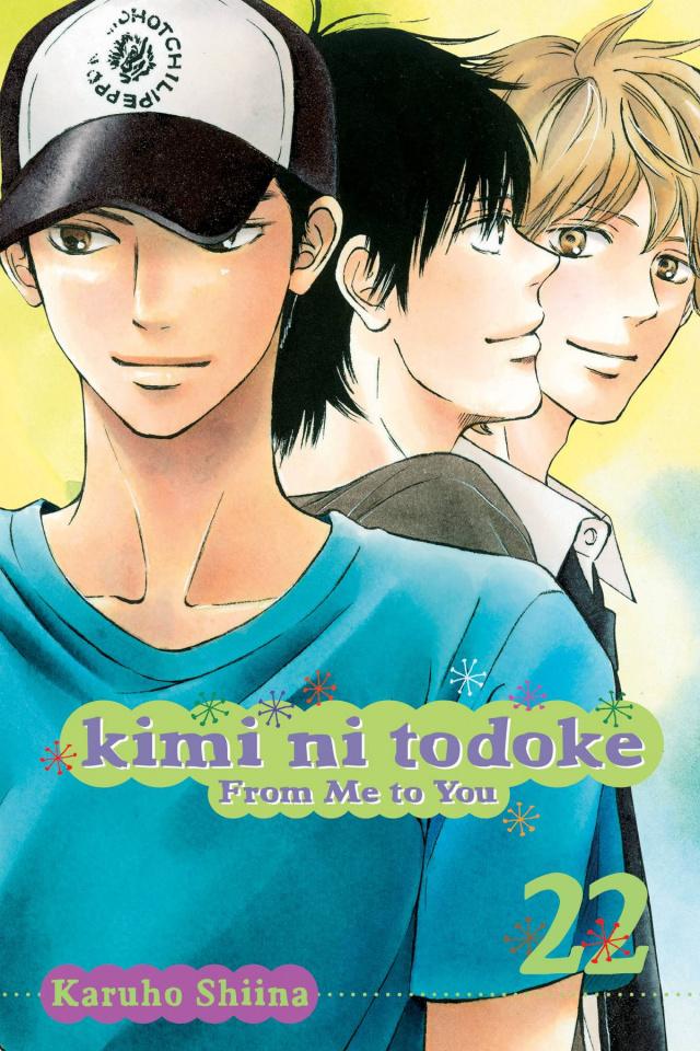 Kimi Ni Todoke Vol. 22: From Me to You