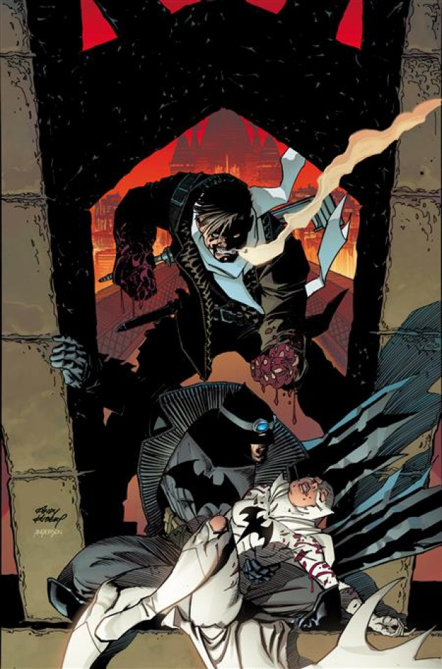 Batman: The Detective #6 (Andy Kubert Cover)