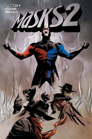 Masks 2 #8 (Lee Cover)