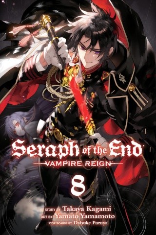 Seraph of the End: Vampire Reign Vol. 8