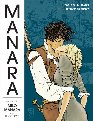 The Manara Library Vol. 1: Indian Summer