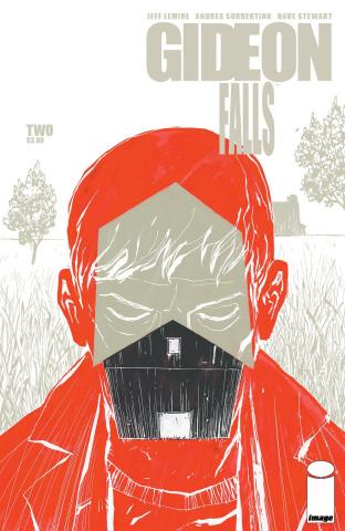 Gideon Falls #2 (Chiang Cover)