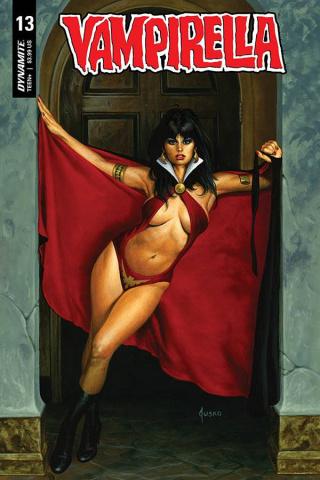 Vampirella #13 (Jusko Cover)