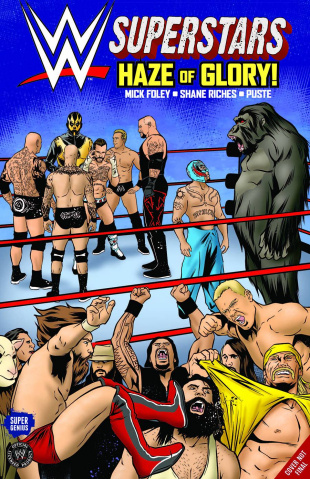 WWE Superstars Vol. 2: Haze of Glory!