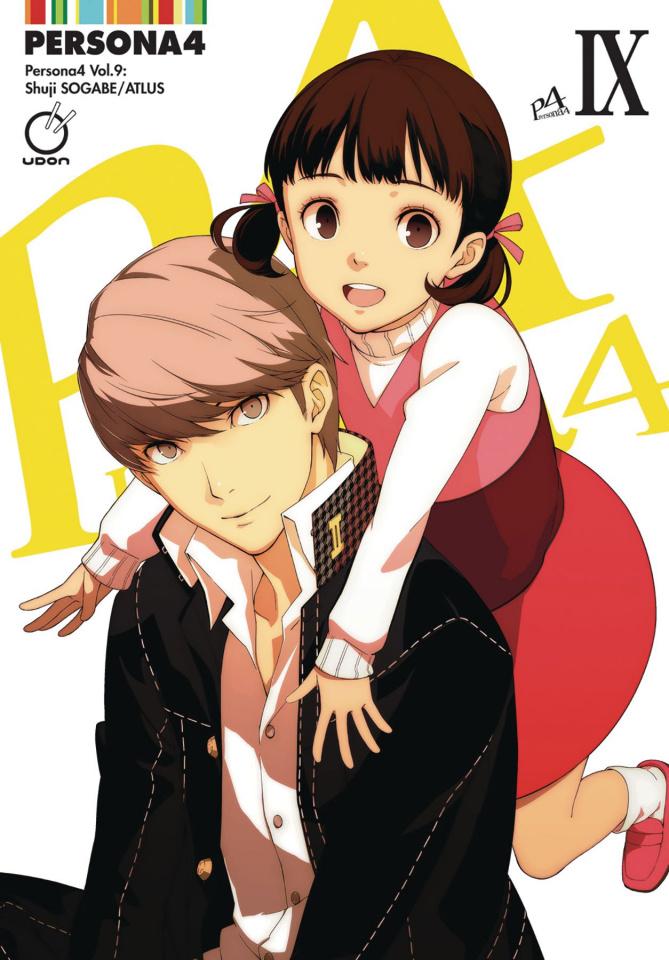 Persona 4 Vol. 9