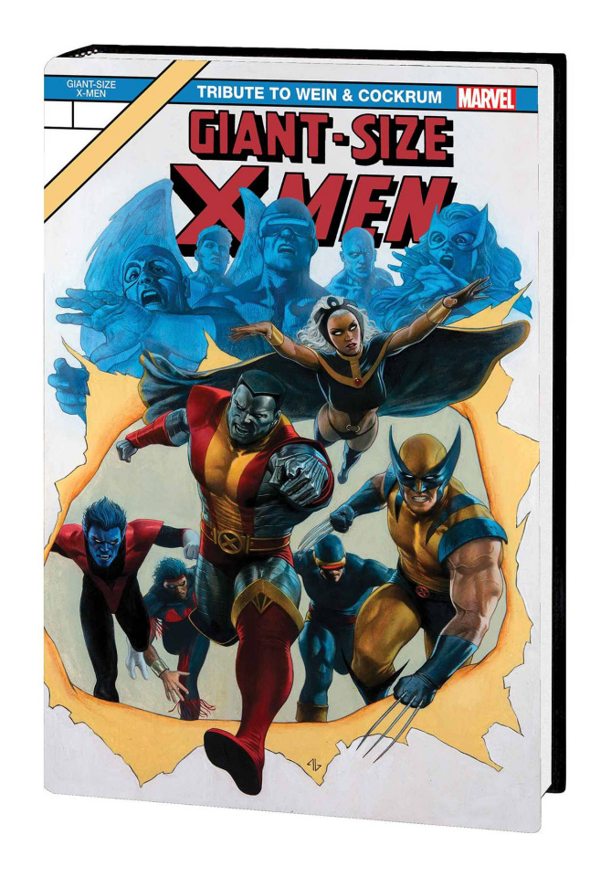 Giant Size X-Men: A Tribute to Wein and Cockrum (Gallery Edition)