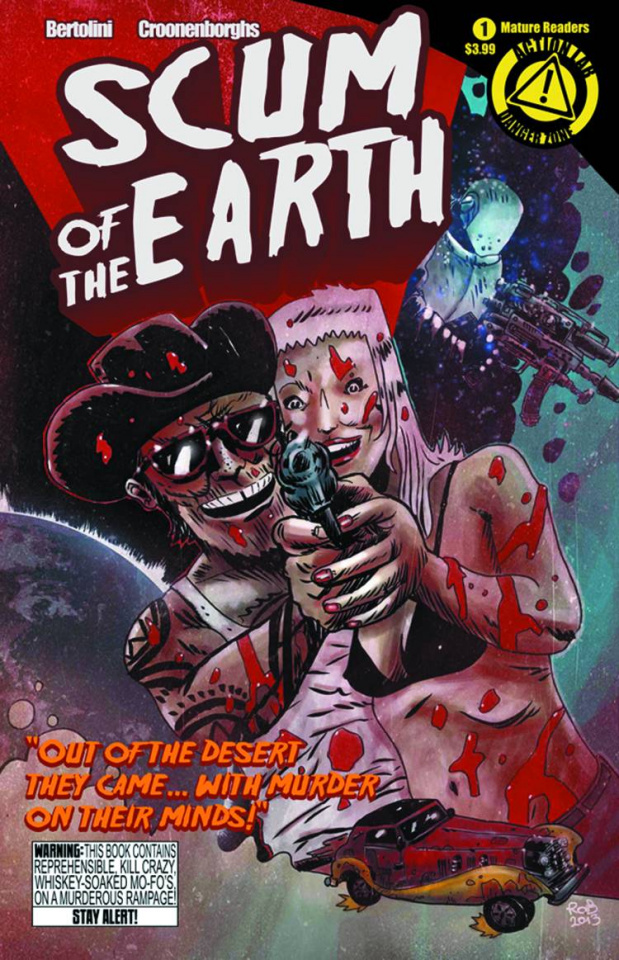 Scum of the Earth #1
