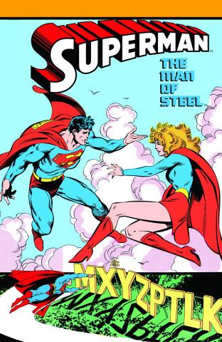 Superman: The Man of Steel Vol. 9