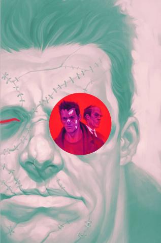 Criminal Macabre: The Eyes of Frankenstein #1