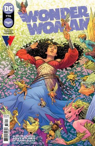 Wonder Woman #776 (Travis Moore Cover)