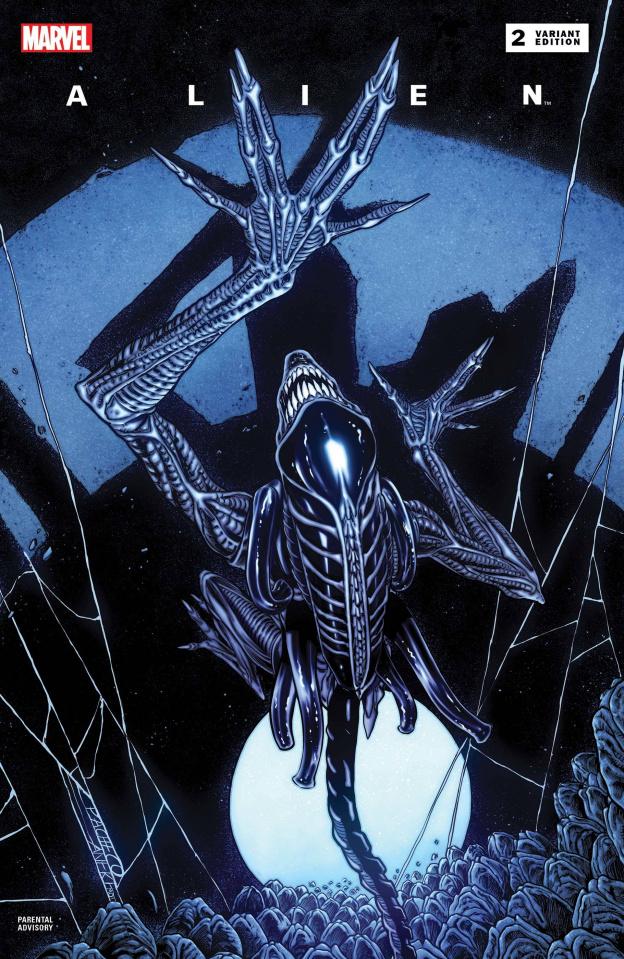 Alien #2 (Pacheco Cover)