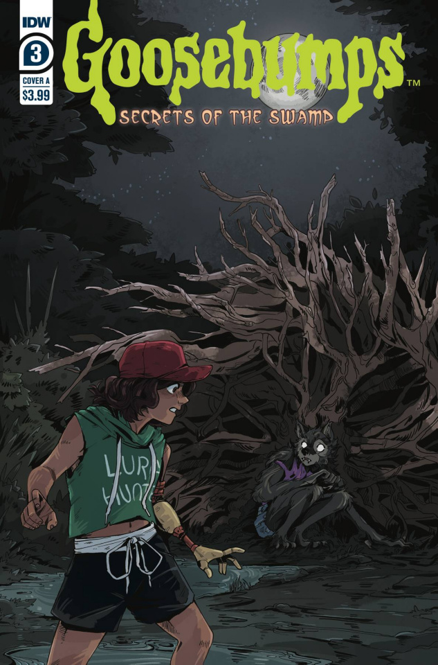 Goosebumps: Secrets of the Swamp #3
