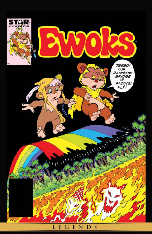 Star Wars: Ewoks #1 (True Believers)