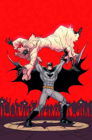 Batman Incorporated #12 (Combo Pack)