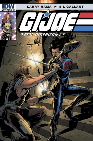 G.I. Joe: A Real American Hero #202
