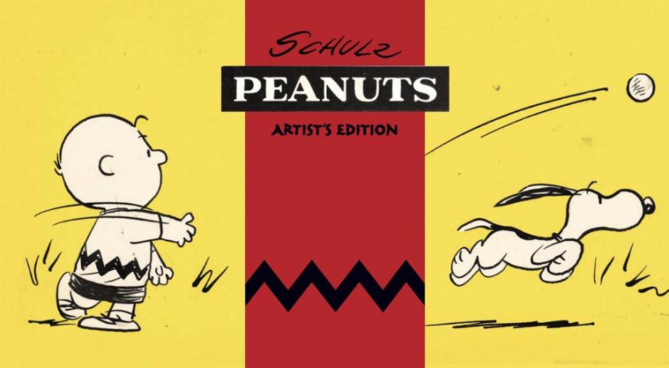 Peanuts: Artist's Edition