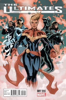 The Ultimates #1 (Dodson Cover)