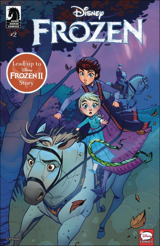 Frozen: True Treasure #2 (Petrovich Cover)
