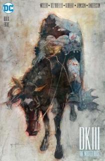 Dark Knight III: The Master Race #8 (Sienkiewicz Cover)