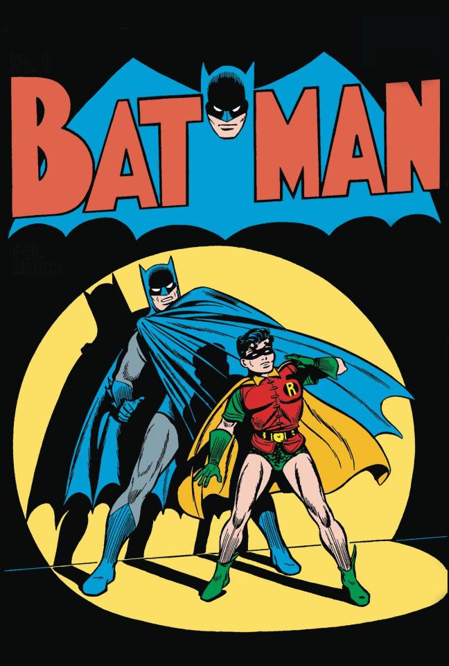 Batman: The Golden Age Vol. 2 (Omnibus)