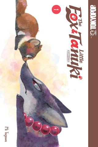 Fox & Little Tanuki Vol. 1