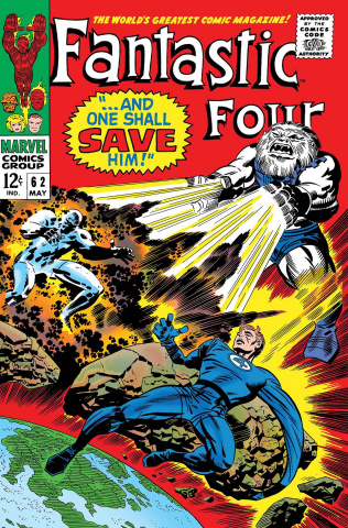 Fantastic Four: Blastaar #1 (True Believers)