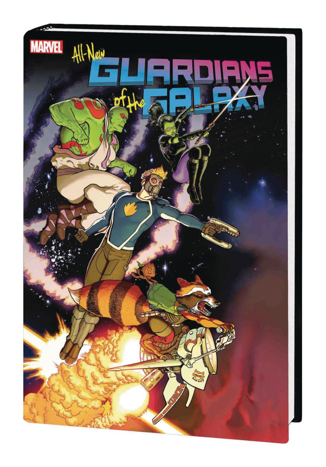 Guardians of the Galaxy by Gerry Duggan (Omnibus)