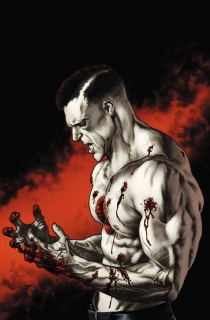 Bloodshot: Reborn #3 (Larosa Cover)