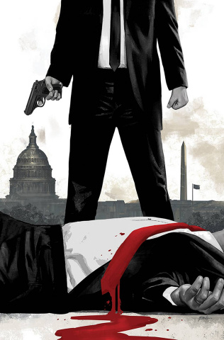 James Bond: Agent of SPECTRE #1 (10 Copy Epting Virgin Cover)