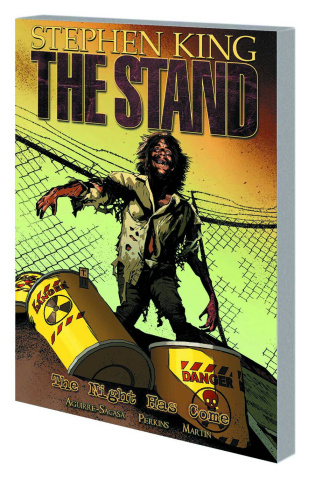 The Stand Vol. 6 Night Has Come