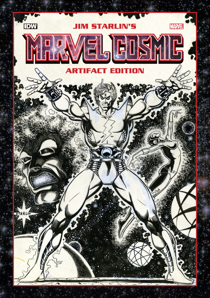 Jim Starlin's Marvel Cosmic Artifact Edition