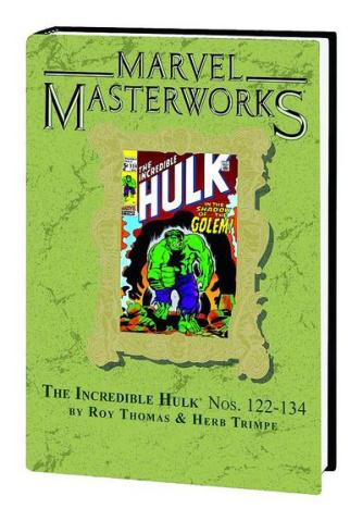 The Incredible Hulk Vol. 6 (Marvel Masterworks)