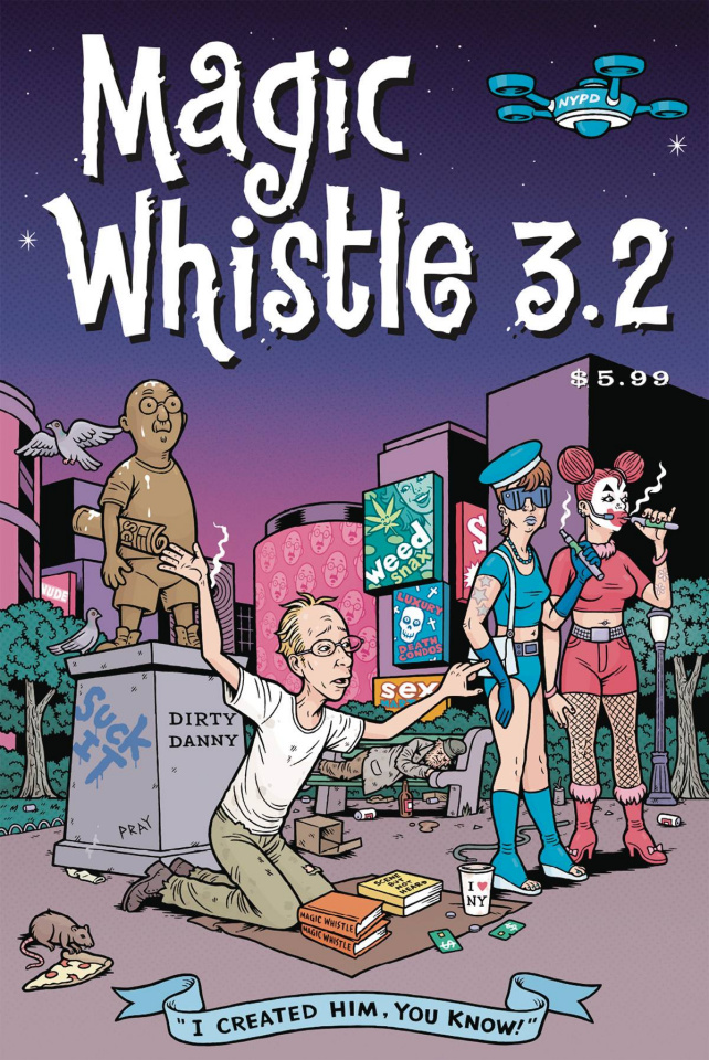 The Magic Whistle #3.2