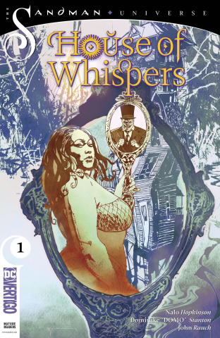 House of Whispers #1 (Variant Cover)