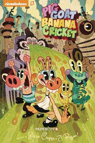 Pig Goat Banana Cricket Vol. 1: Orgle Borgle