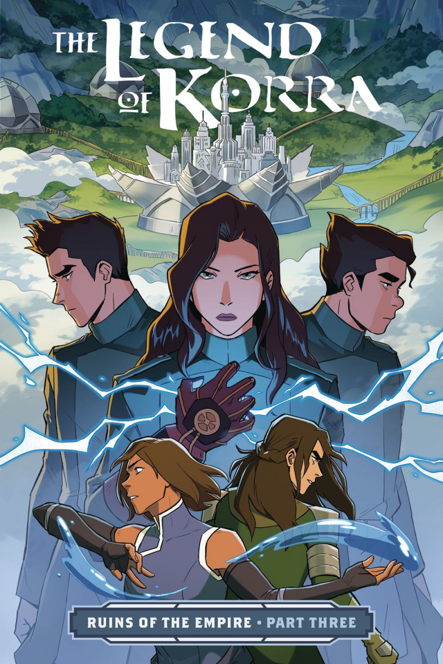 The Legend of Korra Part 3: Ruins of the Empire