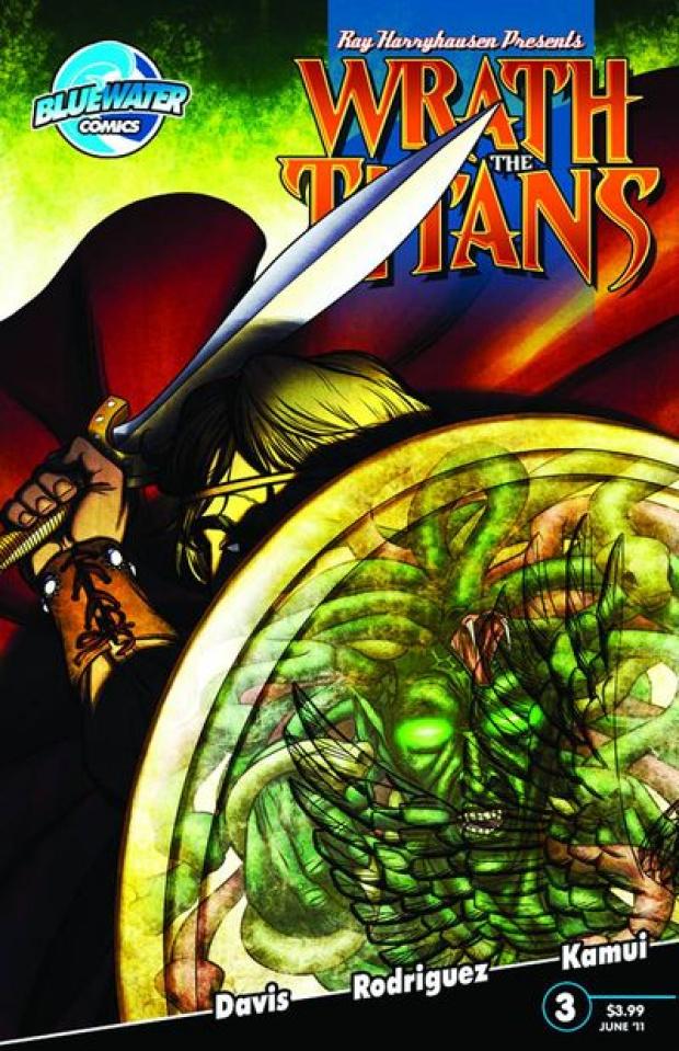 Wrath of the Titans: Revenge of Medusa #3