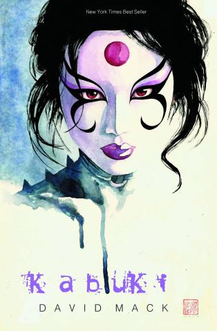 Kabuki Vol. 1