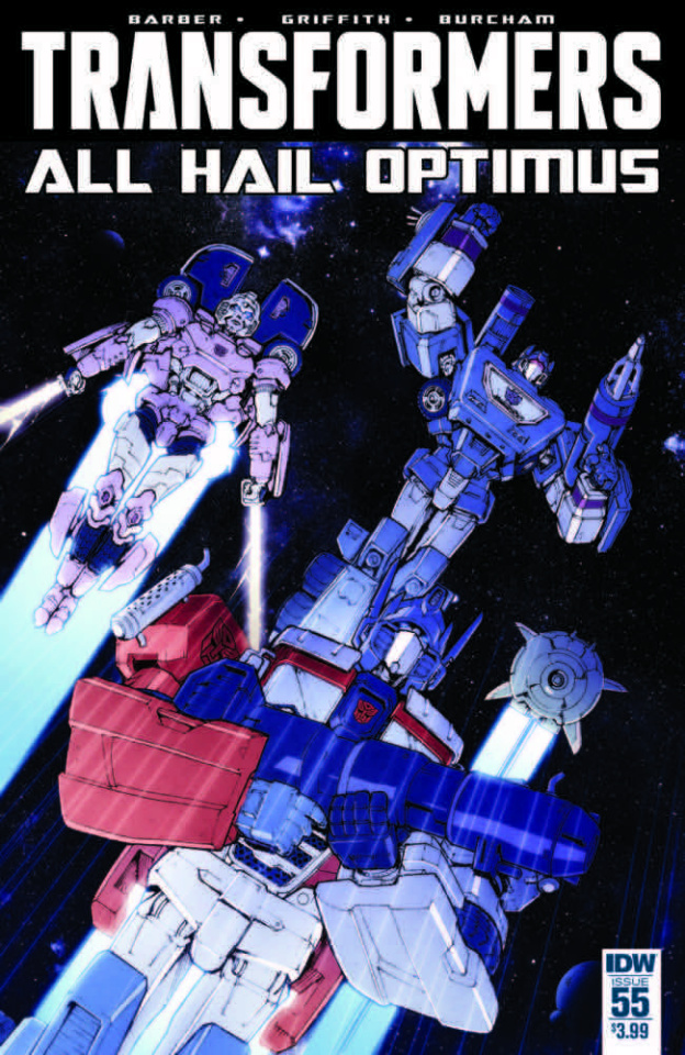 The Transformers #55